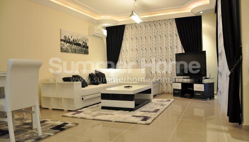 阿拉尼亚热门地段的现代海景公寓 general - 10