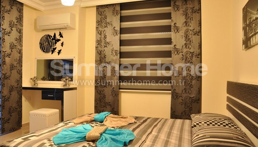 阿拉尼亚热门地段的现代海景公寓 general - 13