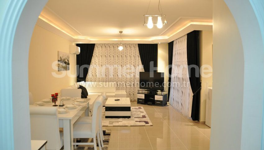 阿拉尼亚热门地段的现代海景公寓 interior - 14