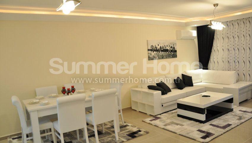 阿拉尼亚热门地段的现代海景公寓 interior - 15