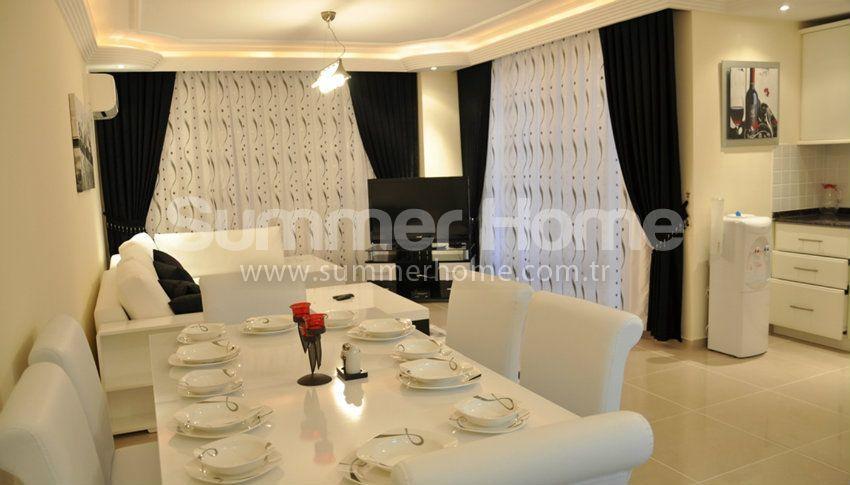 阿拉尼亚热门地段的现代海景公寓 interior - 16