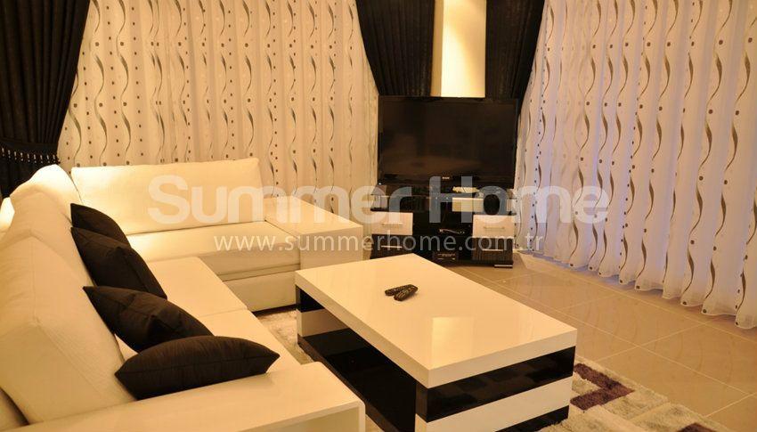 阿拉尼亚热门地段的现代海景公寓 interior - 19