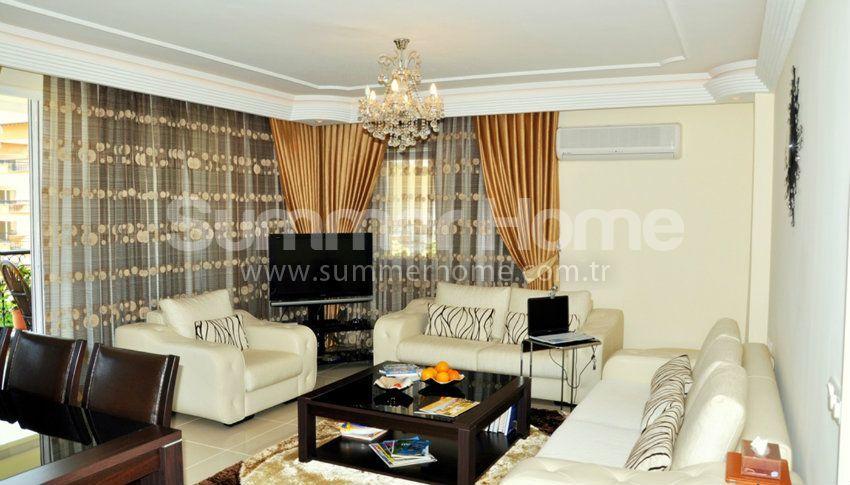 阿拉尼亚热门地段的现代海景公寓 interior - 23