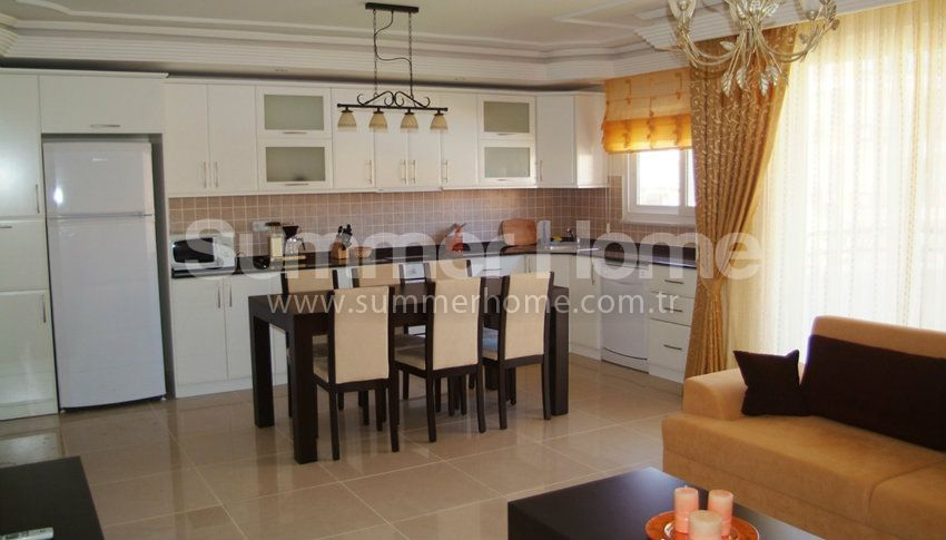 阿拉尼亚热门地段的现代海景公寓 interior - 27