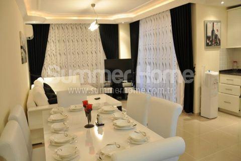 Moderne Top-Wohnungen in Alanya,Oba - Foto's Innenbereich - 15