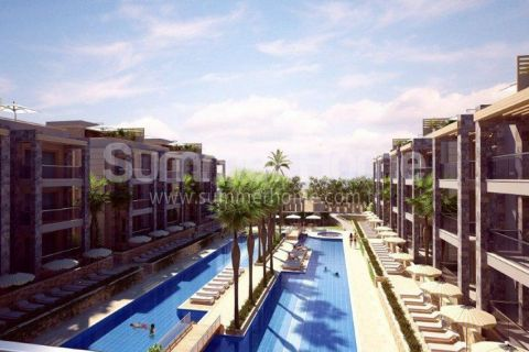 Marvellous Apartments for Sale in Side - 9