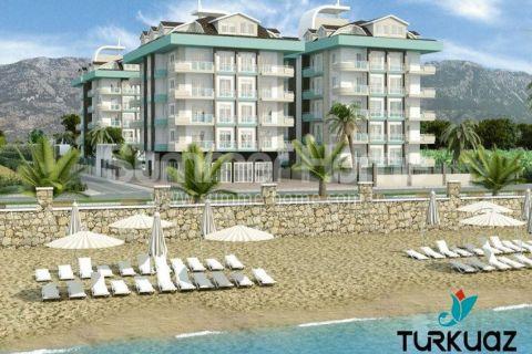 Luxus Wohnungen mit Meerblick in Alanya - 3