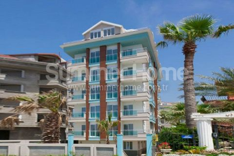 Luxus Wohnungen mit Meerblick in Alanya - 5
