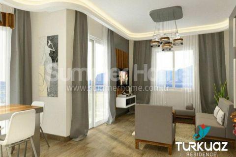 Luxus Wohnungen mit Meerblick in Alanya - Foto's Innenbereich - 6