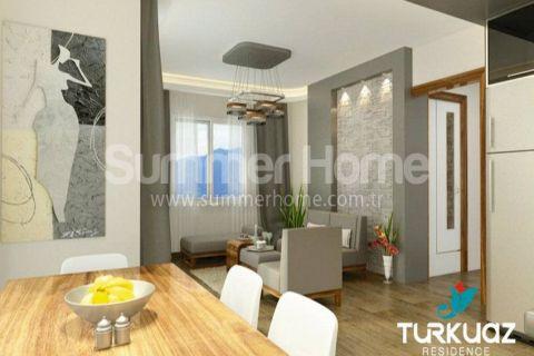 Luxus Wohnungen mit Meerblick in Alanya - Foto's Innenbereich - 8
