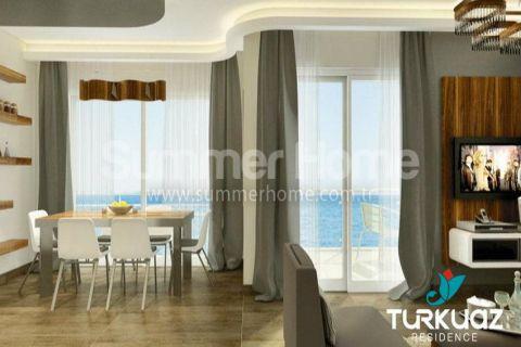Luxus Wohnungen mit Meerblick in Alanya - Foto's Innenbereich - 9