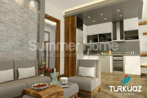 Luxus Wohnungen mit Meerblick in Alanya - Foto's Innenbereich - 10