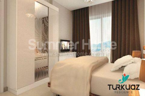 Luxus Wohnungen mit Meerblick in Alanya - Foto's Innenbereich - 11