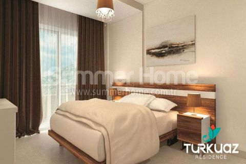Luxus Wohnungen mit Meerblick in Alanya - Foto's Innenbereich - 12