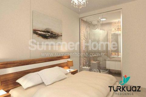 Luxus Wohnungen mit Meerblick in Alanya - Foto's Innenbereich - 13