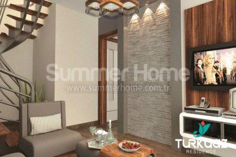 Luxus Wohnungen mit Meerblick in Alanya - Foto's Innenbereich - 14