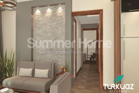 Luxus Wohnungen mit Meerblick in Alanya - Foto's Innenbereich - 15