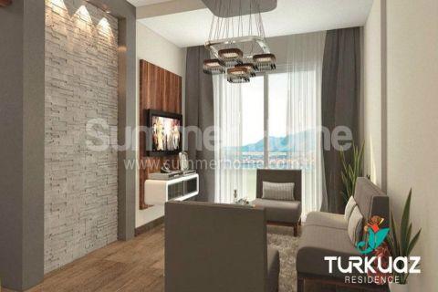 Luxus Wohnungen mit Meerblick in Alanya - Foto's Innenbereich - 16