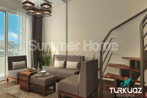 Luxus Wohnungen mit Meerblick in Alanya - Foto's Innenbereich - 17