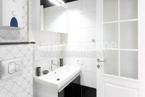 Отличный комплекс на первой линии в Кестеле, Алания - Фотографии комнат - 18