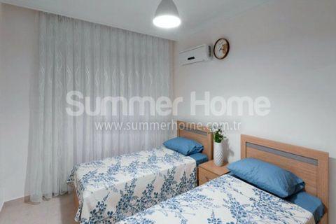 Luxus Wohnungen mit Meerblick in Alanya - Foto's Innenbereich - 20