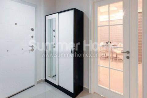 Luxus Wohnungen mit Meerblick in Alanya - Foto's Innenbereich - 21