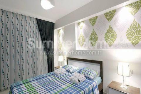 Отличный комплекс на первой линии в Кестеле, Алания - Фотографии комнат - 22