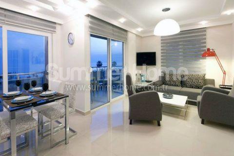 Luxus Wohnungen mit Meerblick in Alanya - Foto's Innenbereich - 24