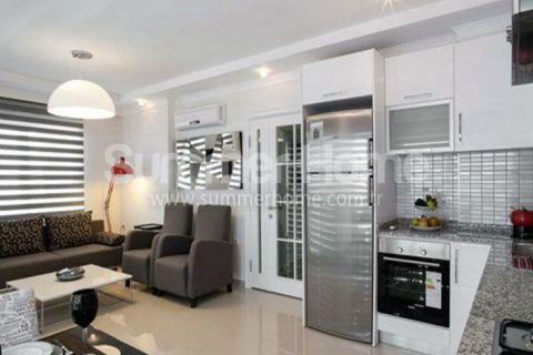 Luxus Wohnungen mit Meerblick in Alanya - Foto's Innenbereich - 25