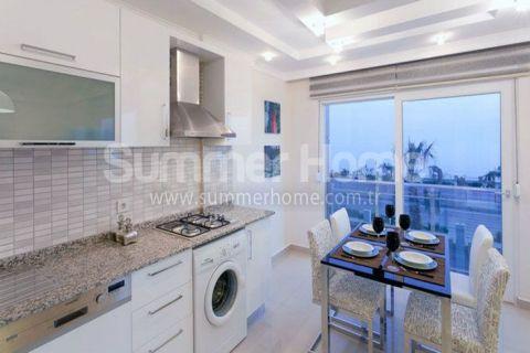 Luxus Wohnungen mit Meerblick in Alanya - Foto's Innenbereich - 26