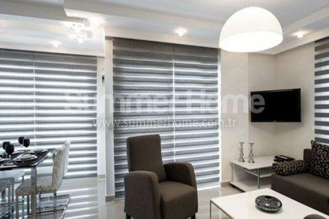 Luxus Wohnungen mit Meerblick in Alanya - Foto's Innenbereich - 27