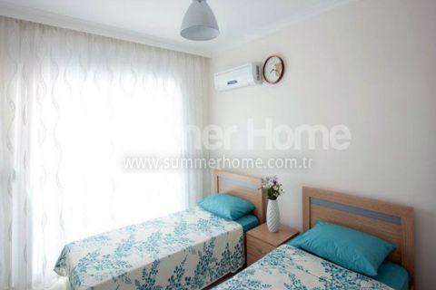 Luxus Wohnungen mit Meerblick in Alanya - Foto's Innenbereich - 28