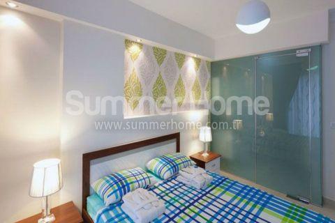 Luxus Wohnungen mit Meerblick in Alanya - Foto's Innenbereich - 29