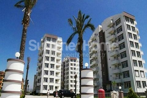 Strandnahe Wohnungen mit exklusivem Design in einzigartiger Lage in Antalya