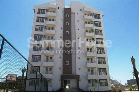 Pekne navrhnuté apartmány na predaj v Antalyi - 1