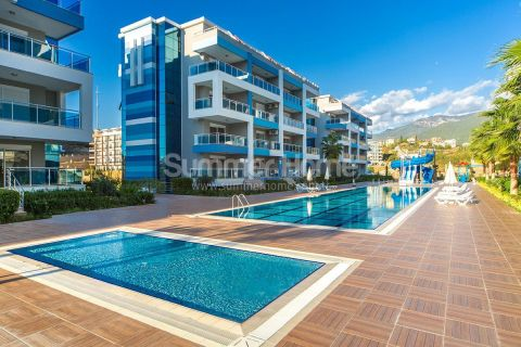 Aura Blue Garden Duplexes in Alanya - 1