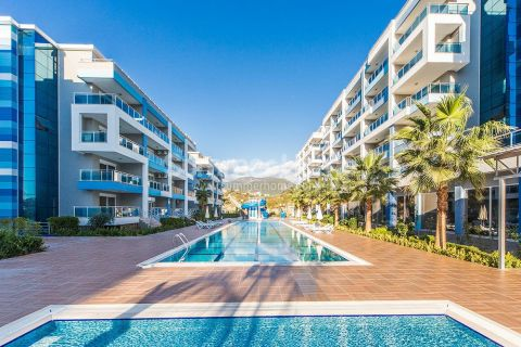 Aura Blue Garden Duplexes in Alanya - 2