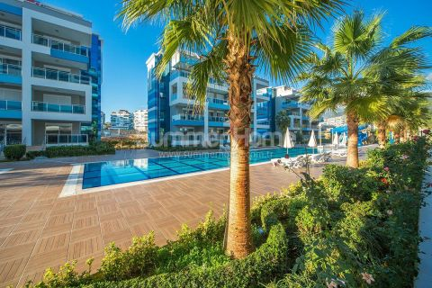 Aura Blue Garden Duplexes in Alanya - 3
