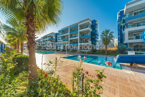 Aura Blue Garden Duplexes in Alanya