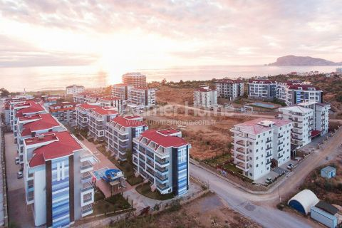 Aura Blue Garden Duplexes in Alanya - 13