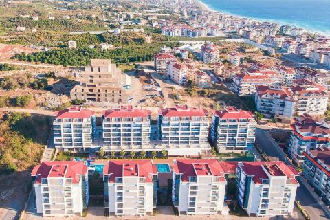 Aura Blue Garden Duplexes in Alanya - 18