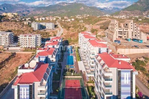 Aura Blue Garden Duplexes in Alanya - 19