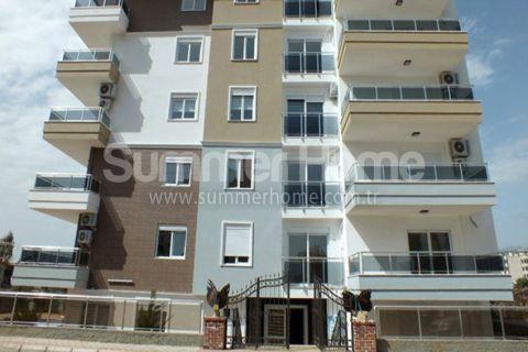 Aangename appartementen met een modern design en geweldige prijzen in Alanya