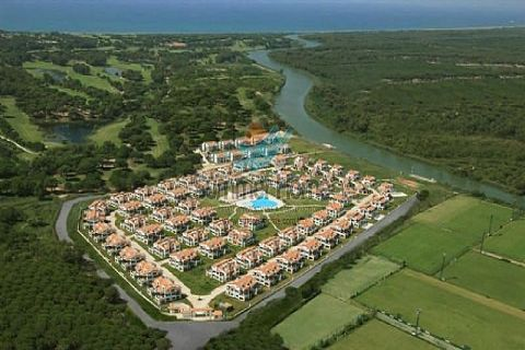 Royal Golf Villas in Belek - Property Plans - 10