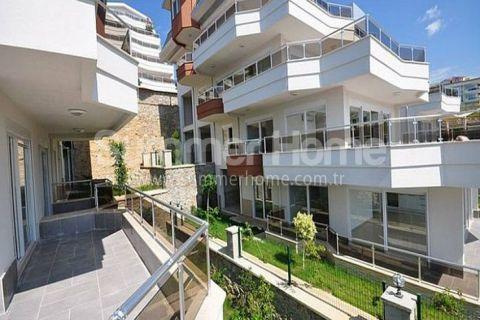 3-izbový apartmán s výhľadom na more na predaj v Alanyi - 2