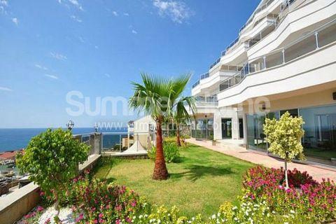 3-izbový apartmán s výhľadom na more na predaj v Alanyi - 4