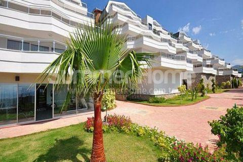 3-izbový apartmán s výhľadom na more na predaj v Alanyi - 5