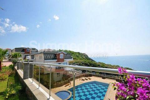 3-izbový apartmán s výhľadom na more na predaj v Alanyi - 6