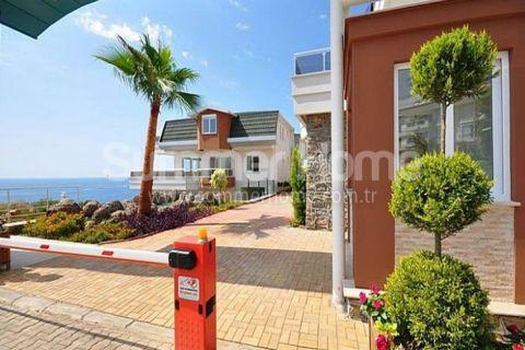 3-izbový apartmán s výhľadom na more na predaj v Alanyi - 8