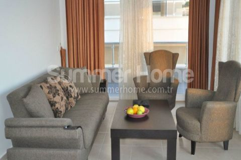 3-izbový apartmán s výhľadom na more na predaj v Alanyi - Fotky interiéru - 11